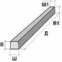 ЖБИ опоры СВ 9.5-3 IV