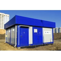 подстанции КТП в модульных зданиях до 3150кВА