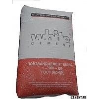 Цемент белый ПЦБ 500 Д0 (50 кг) Щуровский цементный завод