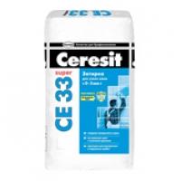 Затирка для швов Ceresit СЕ 33 (2 кг) № 01, белая