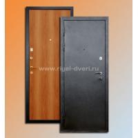 Дверь входная металлическая Эра Лиса Серебро