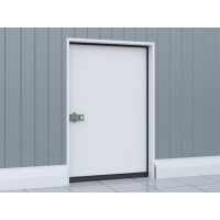 Дверь распашная для охлаждаемых помещений DoorHan
