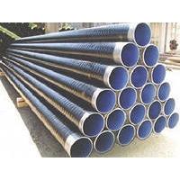 Труба стальная с наружным 2х-3х слойным полимерным антикор. покр