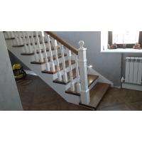 Деревянные лестницы для жилых помещений Престиж