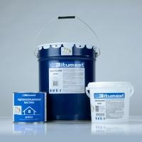 Мастика битумная гидроизоляционная Bitumast 21.5л