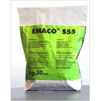 Безусадочная быстротвердеющая сухая смесь наливного типа EMACO (эмако) S55