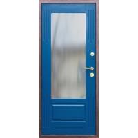 Металлические двери Гарант Плюс Зеркало №3