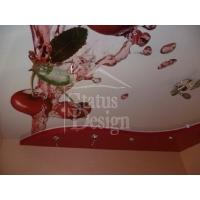 Натяжные потолки от компании Статус Дизайн