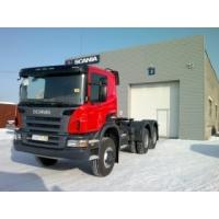 Седельный тягач Scania P420CA6x6EHZ