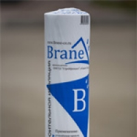 Мембрана пароизоляционная Brane B (70м2) пароизоляция
