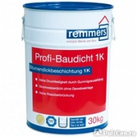 Мастика битумная Remmers Profi Baudicht 1K 30кг.