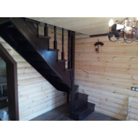 Деревянные и металлические лестницы под ключ от производителя