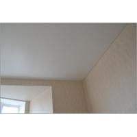 Матовый белый натяжной потолок (Бельгия)