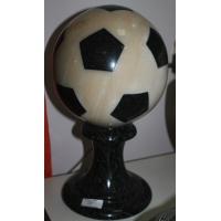 Кубок - мяч футбольный из мрамора мрамор Спб