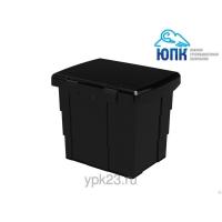 Ящик для песка/соли/ветоши Pitbox черный