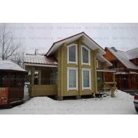 Продается выставочный дом из бруса 200х200
