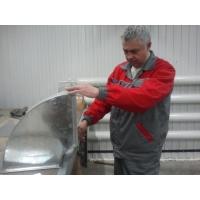 Фасонные изделия БКС Для прямоугольных воздуховодов из оцинкованной стали 0,55 мм.