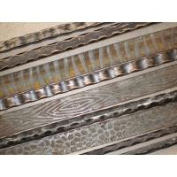 Ажурный прокат, фактурный металла, декоративный Гефест-Барнаул Металлопрокат
