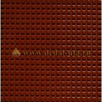 Тактильная плитка Квадратные рифы (300x300x30), производитель Дедал