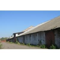 Склады (1236+1225м2) + земля в Твери продам.