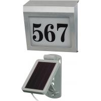 Солнечный светильник с подсветкой  номера дома SH 4000 S