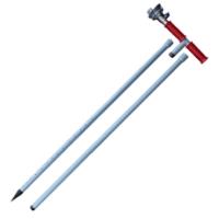 Торфяной ствол ТС-2 (L=2м) 1. Ручки 2 шт.       2. Кран  1 шт.