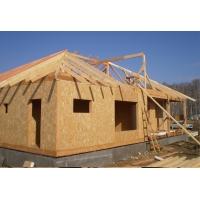 Строительство дачного, садового домика, домов и коттеджей из сип СИП Дачный дом