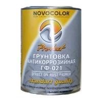 Грунтовка ГФ-021 от 45,00 руб/кг Новоколор