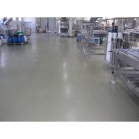Цементно-полиуретановый наливной пол HUNTSMAN ПОЛИПЛАН® 108