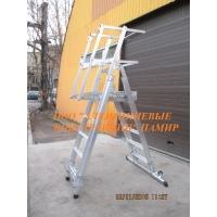 Лестница-платформа с изменяемой высотой ПАМИР ЛП