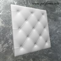 Гипсовая 3D панель - Каретная стяжка