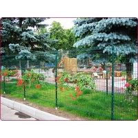 Ограждение, забор панельный