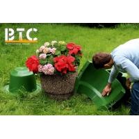 Форма для бетонного вазона BTC  Лаура