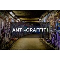 Антивандальное покрытие Геккон Антиграффити