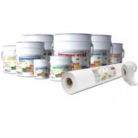 Гидроизоляция наносимая в жидком виде, полиуретановый эластомер  холодного отверждения ELASTOMERIK