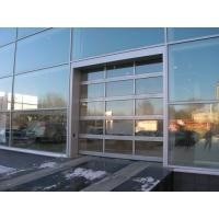 Промышленные панорамные секционные ворота DoorHan ISD 02