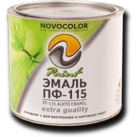 Эмаль ПФ-115   56,0 р/кг Новоколор