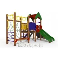 Детские игровые комплексы отАдоЯ Тропики ИК 11