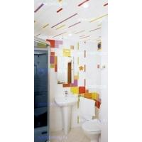 Комплект реечного потолка для ванной CEILIND GROUP 100Р+25Р 141(131) 1,7м*1,7м