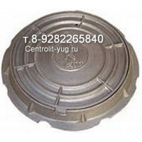 Люк чугунный средний тип С (В125)  ГОСТ 3634-99