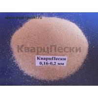 Кварцевый песок фракция 0,16-0,2 мм.  ТУ 5717-001-81292131-2008, ГОСТ Р 51641-2000