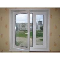 Пластиковые окна в Уфе 130/140 под ключ с откосами Richmond окна пвх