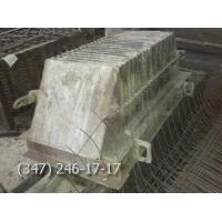 Металлоформа плиты бетонной тротуарной  6К.5