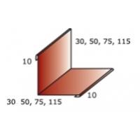 Доборный элемент (планка угла внутреннего)