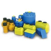 Емкости из высокопрочного пластика от 200 до 10000 литров.
