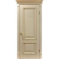 Белые двери из ольхи Дверная мануфактура Классика-2 Багетная