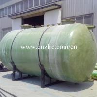 Стеклопластиковые резервуары методом намотки для сточных вод
