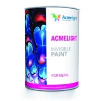 Невидимая флуоресцентная краска для металла AcmeLight UVLight Metal