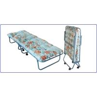Кровать-тумба раскладная с ватным матрасом Ярославский завод кемпинговой мебели КТР-1