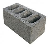 Керамзитобетонные блоки 390х190х188 Серпуховские Камни